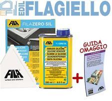 Rimuovi Silicone FILAZERO SIL 250ml residui di silicone, colla, nastro adesivo +