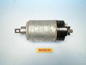 Starter Solenoid Fits Opel Kadett 1.1L NOS Original Bosch   0.331.302.031