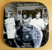Northern Soul Coaster, Northern Soul Vinyl Record Coaster, Mod Motown Coaster