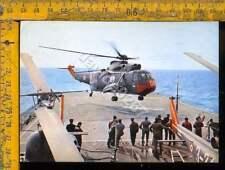 Militare Marina Elicottero Antismo Sikorsky SH3D (imperfezioni)