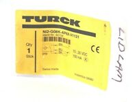 NEW TURCK NI2-G08K-AP6X-V1131 PROXIMITY SWITCH 46726 NI2G08KAP6XV1131