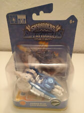Skylanders - Superchargers - Power Blue Gold Crusher - Special Edition - Neu