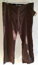 Grey's Anatomy 4 pocket scrub pants dark brown truffle style 4245 size Xl New