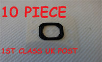 10X Adhesive HOME BUTTON RUBBER SPACER Holding Gasket for iPhone 6, 6 PLUS