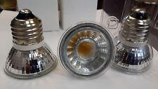 LED  PAR16 E26 120V 5W Dimmable 450lm COB (12PCS)