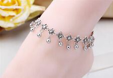 Trendy Women Infinity Charm Anklet Ankle Bracelet Chain Foot Sandal Jewelry Gift