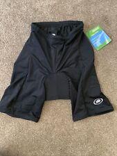 Women's Performance Gel Padded Cycling Shorts Size Xlarge Euc