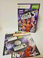 Dance Central 3 - XBOX 360 - (Preowned) - Requires Kinect Sensor -2012- Complete