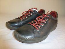 New listing ECCO Biom Golf Shoes Men's Black Leather Spikeless - EU 41 (US 7-7.5)
