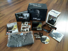 DYING LIGHT Collector's Edition Figure Steelbook Artbook - POLISH EXCLUSIVE !!