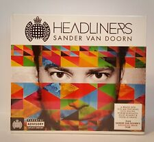 Sander Van Doorn - Headliners CD