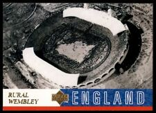 Upper Deck England 1998 - Stadium Rural Wembley # 77