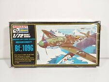 Hasegawa Messerschmitt BF 109G WWII German Military Fighter Aircraft 1/72 SEALED