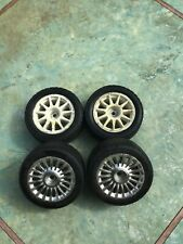 Tamiya M03 M05 M06  4 wheels tyres, S grips mini