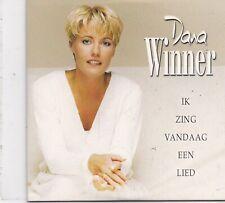 Dana Winner-Ik Zing Vandaag Een Lied cd single