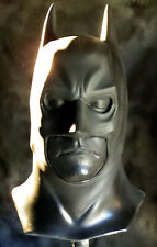 Your Batman Begins Cowl/ Costume Mask & Suit can use High Quality Latex upgrade
