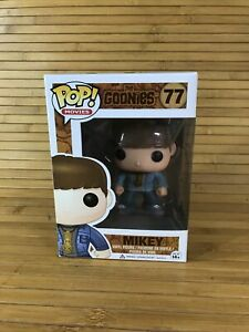 Pop! Movies: The Goonies Mikey Vinyl Figure by Funko     #K