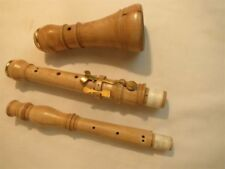 Copy German Baroque style Oboe A-415HZ maple wood oboe Good sound #103