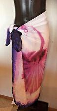 "Gottex Sarong  Beach Cover-up Swimwear Brights   56"" x 58"""