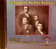 A TRIBUTE TO THE TOKENS - 25 VA Tracks