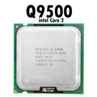 Intel Core 2 Quad CPU Q9500 2.83GHz/6MB/1333 LGA775 Quad-Core CPU Processor ARMG