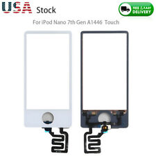 For iPod Ipod Nano 7 7th Gen A1446 Touch Screen Glass Digitizer Replacement _US