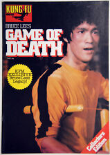 """Kung-Fu Monthly: """"Bruce Lee's """"Game of Death"""" Collector's Edition, UK Version"""