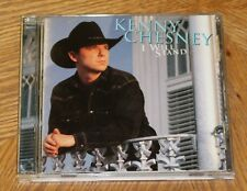 Kenny Chesney/Brooks and Dunn (I Will Stand/Borderline) 2 CD Lot