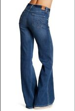 Level 99 Size 29 High Rise Wide Leg Jeans NWOT