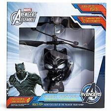 Marvel Avengers Black Panther HELI BALL Powerful Levitating Hero Flies 15 ft NEW