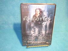 The Forgotten (DVD, 2005) Julianne Moore, Anthony Edwards, Gary Sinise