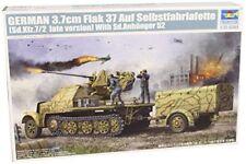 Modellismo Militare Trumpeter German 3.7cm Flak 37 auf Sd.kfz.7/2 Late Version K