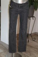 DIESEL- Joli jeans noir délavé -Modéle LIV spe Taille W29 L34 - EXCELLENT ÉTAT
