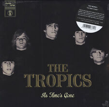 THE TROPICS As Time's Gone 180g vinyl LP garage punk folk rock psych