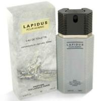 LAPIDUS pour Homme by Ted Lapidus Cologne 3.3 oz New in Box