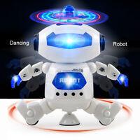 For Boys Robot Kids Toddler Robot Dancing Musical Toy Birthday Xmas Gift SH