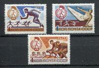 28866) RUSSIA 1965 MNH** Nuovi** Spartacist Games 3v