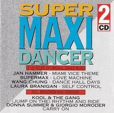 SUPER MAXI Dancer (tracce 23, 1993) Supermax, Laura Branigan (' self C [CD DOPPIO]