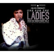 ELVIS PRESLEY - One For The Ladies - 2 CD Digipack sealed RARE
