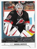 2017-18 Upper Deck Series 2 Alex Nedeljkovic Young Guns Rookie No. 461