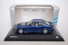 1:43 BMW 3-ER 3-SERIES E36 M3 COUPE AVUS BLAU BLUE METALLIC MINICHAMPS 430022305