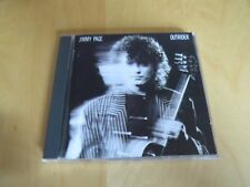 JIMMY PAGE - Outrider (1988) - CD Album - 9 tracks