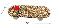 Cat Furniture Skateboard Bed Real Wood by Captain Catnip