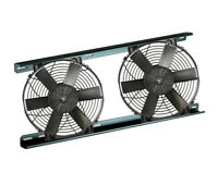 "Radiator Cooling Dual 14"" Hi-Power Fan Kit (12V)(Part #0084) (Davies Craig)"