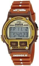 TIMEX INDIGLO IRONMAN TRIATHLON DIGITAL RESIN 8 LAP WATCH T5K842