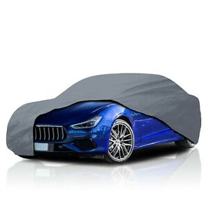 [CSC] Waterproof 5 Layer Car Cover for Cadillac Fleetwood Brougham 1993-1996