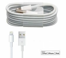 Auténtica 1 M Cable Para Apple iPhone 5 5 5S 6 6S 7 C-Cargador USB de aire PAD I Cable