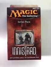 * Innistrad - Carnival of Blood Intro Deck * New Sealed w/ Booster Pack! MTG