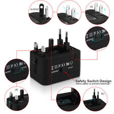 Travel Adapter Universal International All in One Worldwide Power Converter
