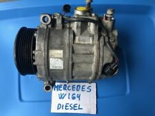 MERCEDES W164 X164 ML350 ML320 GL320 R350 CDI A/C AIR CONDITION COMPRESSOR OEM